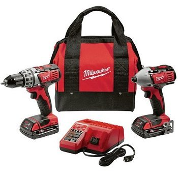 Milwaukee 2691-22 18-Volt Compact Drill and Impact Driver Combo Kit Review