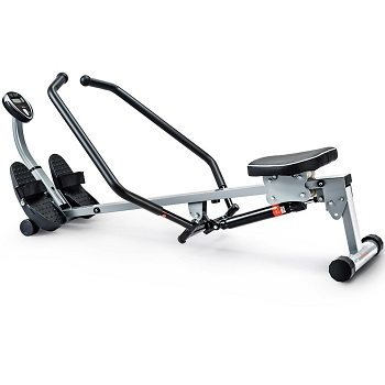Sunny Health & Fitness Rowing Machine with Full-Motion Arms Review