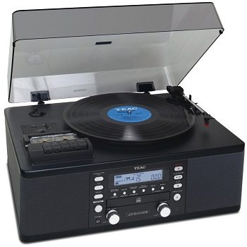 Teac LP-R550USB CD Recorder with Cassette Turntable Review
