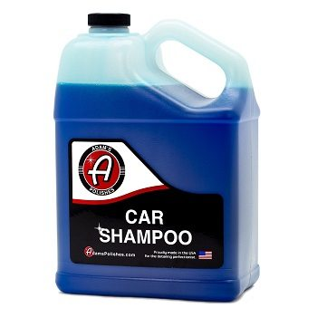 Adam's NEW Car Wash Shampoo Gallon Review