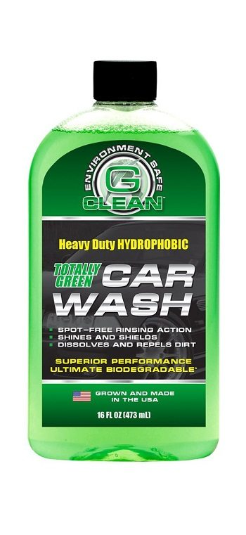Green Earth Technologies 01212 Car Wash 16 oz Review
