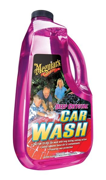 Meguiar's G10464 Deep Crystal Car Wash - 64 oz Review