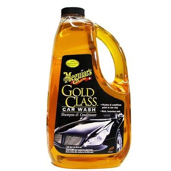 Meguiar's G7164 Gold Class Car Wash Shampoo & Conditioner Review