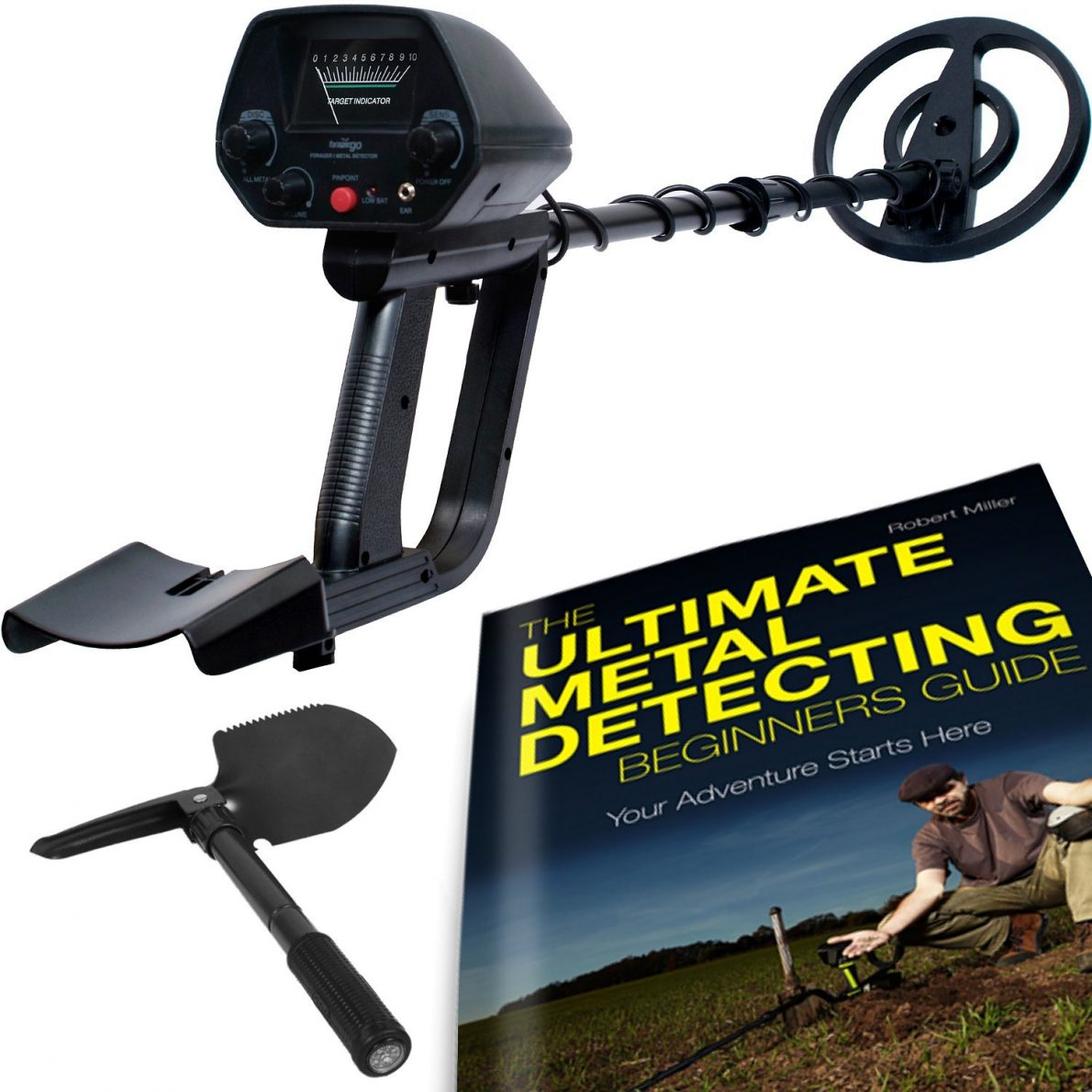 Metal Detector Starter Kit by ForagerGO Review