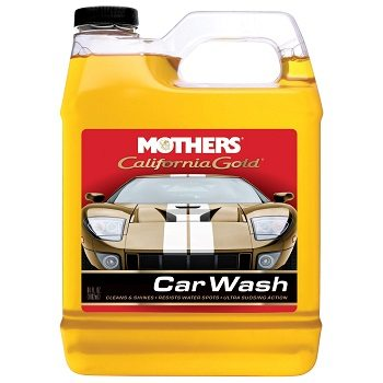 Mothers 05664 California Gold Car Wash Review