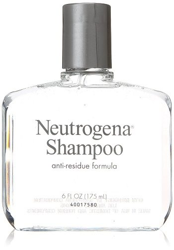 Neutrogena, Anti-Residue Shampoo, six fl oz Review
