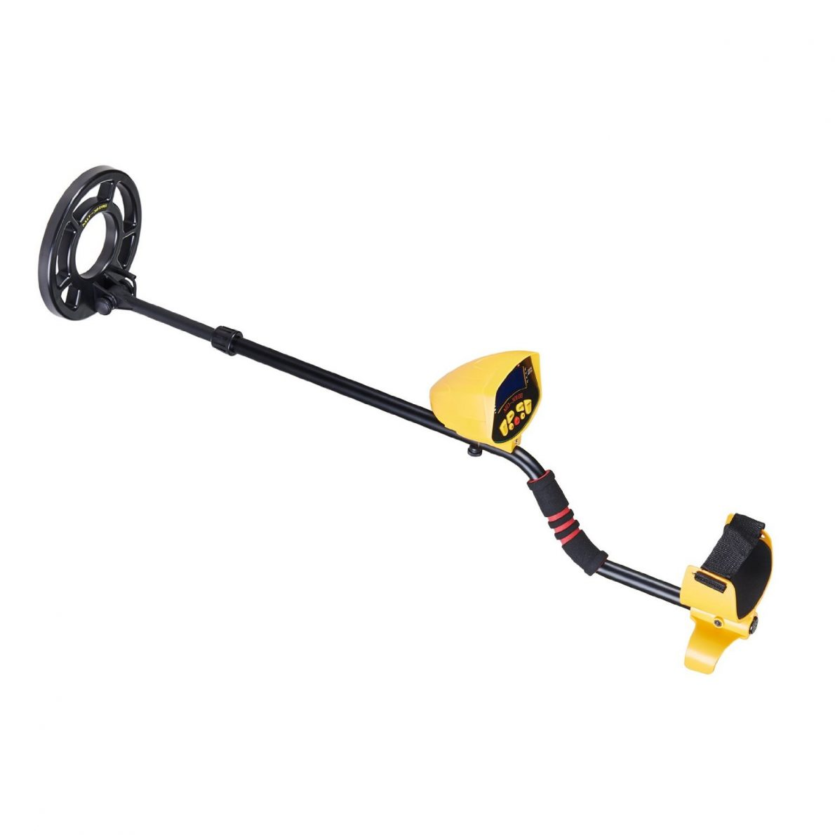 Tek Motion MD-3010II Metal Detector Review