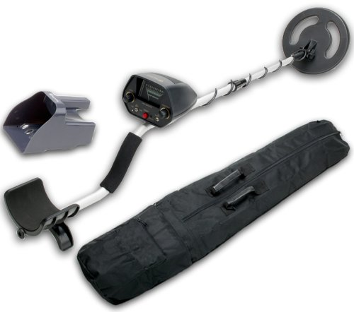 Treasure Cove TC-1023 Fortune Finder Metal Detector Set Review