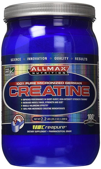 All Max Creatine Monohydrate 1000 Grams Review