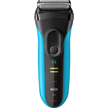 Braun Series 3 3040S Wet and Dry Waterproof Foil Cordless Shaver Review