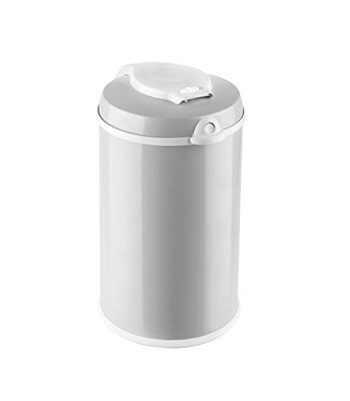 Bubula JR Steel Diaper Pail Review