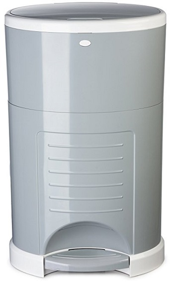Dekor Plus Hands-Free Diaper Pail Review