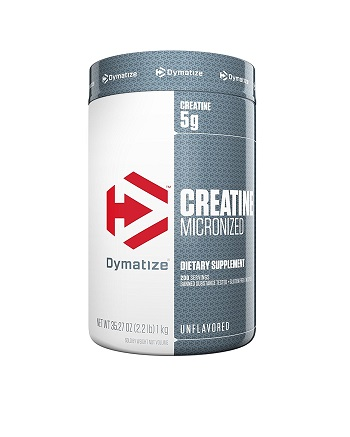 Dymatize Nutrition Micronized Creatine, 2.2 Pound Review