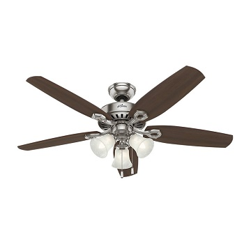 Hunter 53237 Builder Plus 52-Inch Ceiling Fan Review