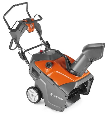 Husqvarna 961830002 136cc Single Stage Snow Thrower, 21-Inch Review