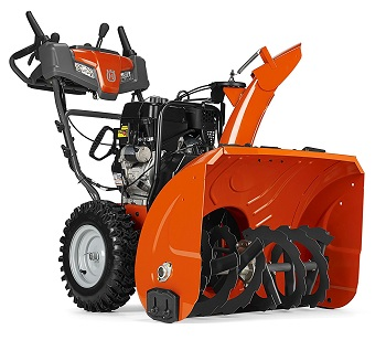 Husqvarna ST230P - 30-Inch 291cc Two Stage Electric Start with Power Steering Snowthrower Review