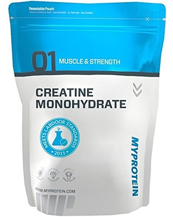 MyProtein - Creatine Monohydrate 1000g (2.2 lbs) Review