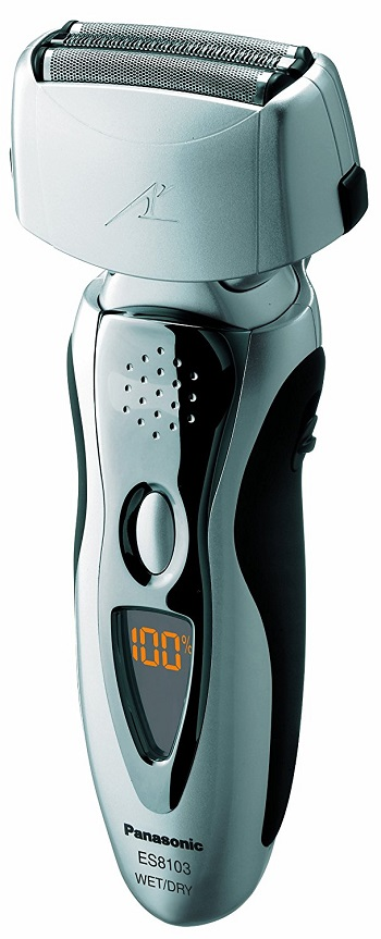 Panasonic ES8103S Arc3 Men's Electric Shaver Review