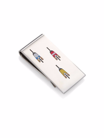 Paul Smith Cyclist Money Clip Review