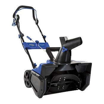 Snow Joe Ultra SJ624E 21-Inch 14-Amp Electric Snow Thrower Review