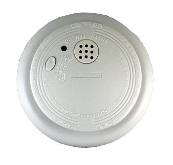 Universal Security Instruments USI-1209 120-Volt AC DC Wired-In Ionization Smoke and Fire Alarm Review