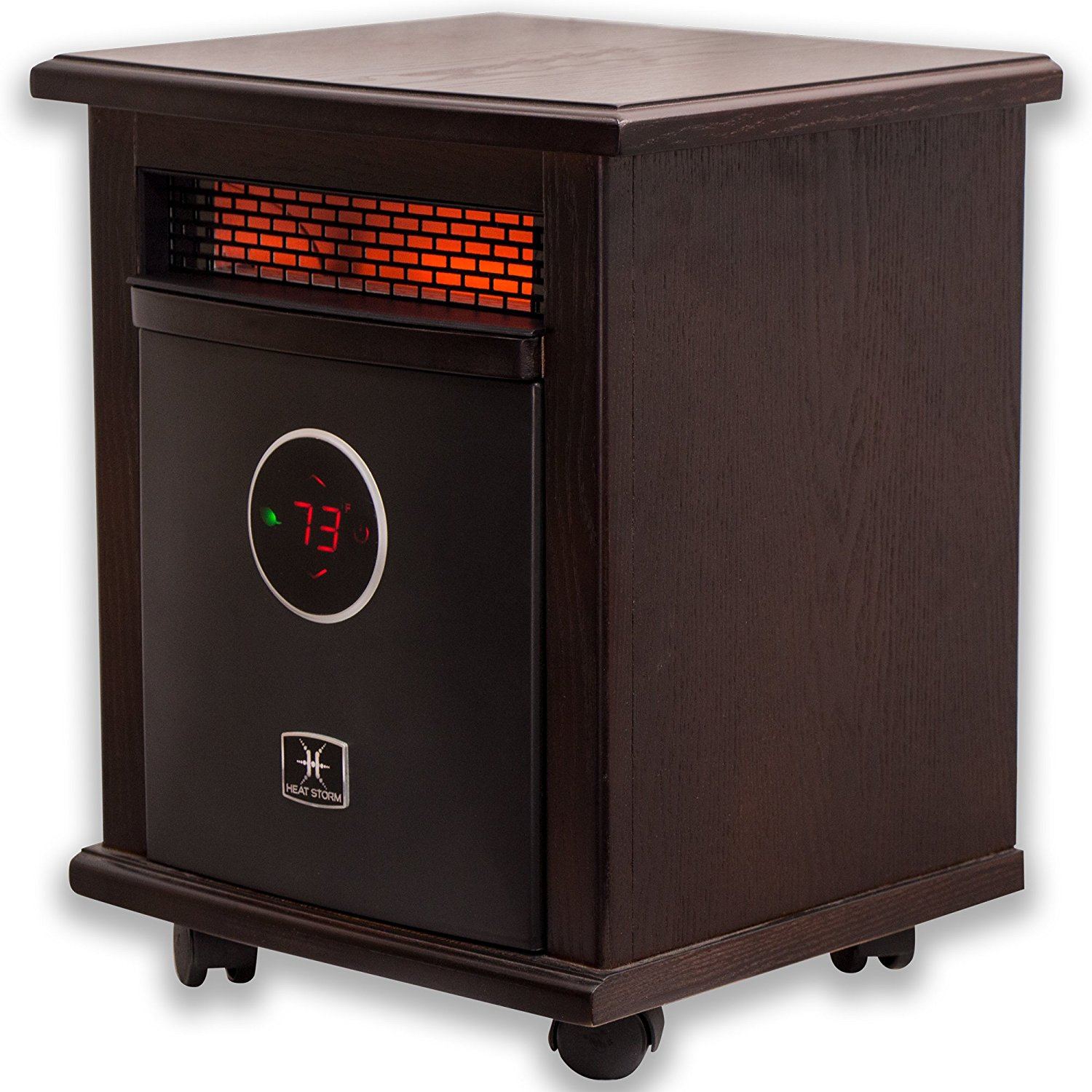 Heat Storm Logan Deluxe Portable Space Heater