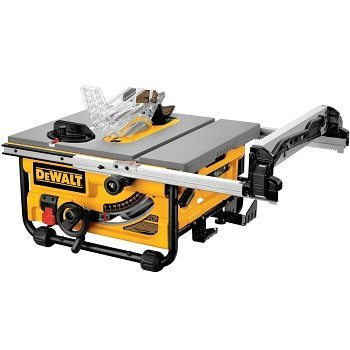 Dewalt DW745 10 Inch Compact Job-Site Table Saw Review