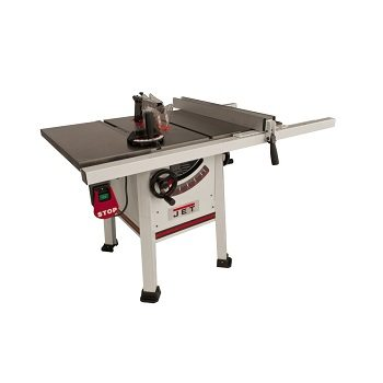 Jet Proshop Tablesaw with Wings and Riving Knife Review