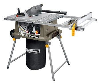 Rockwell Table Saw with Laser (RK7241S) Review