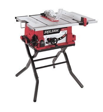 SKIL 10-inch Table Saw with Folding Stand Review