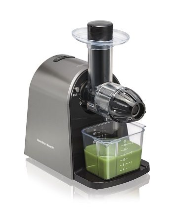 hamilton beach 67950A slow juicer review