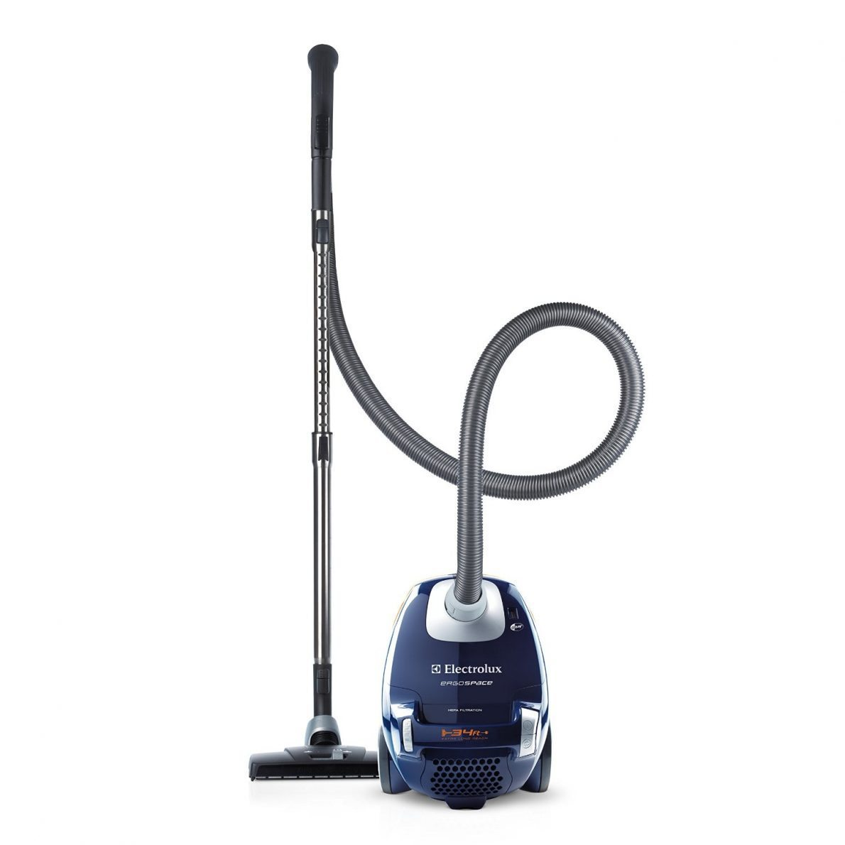 Electrolux Ergospace Bagged Canister Vacuum, EL4103A Review