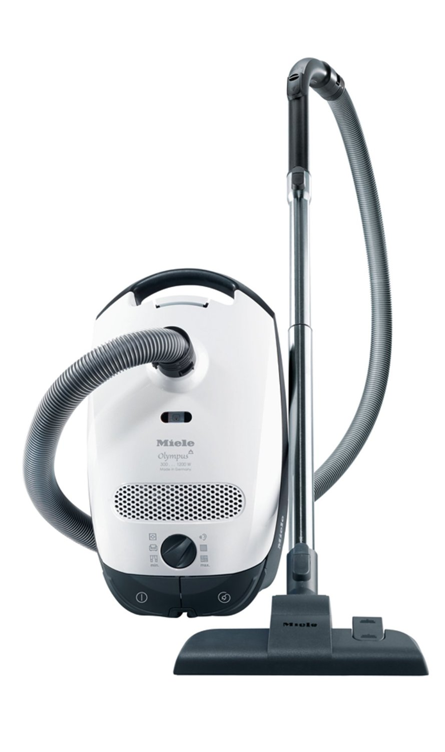 Miele S2121 Olympus Canister Vacuum Cleaner Review