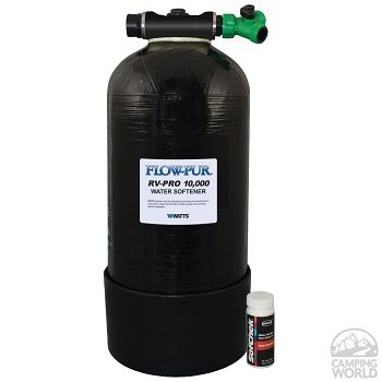 Watts RV PRO-1000 OR M7002 10000 Grains Portable Water Softener Review
