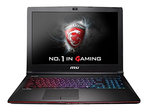 """MSI GE62 APACHE-276 15.6"""" Gaming Notebook Laptop Review"""
