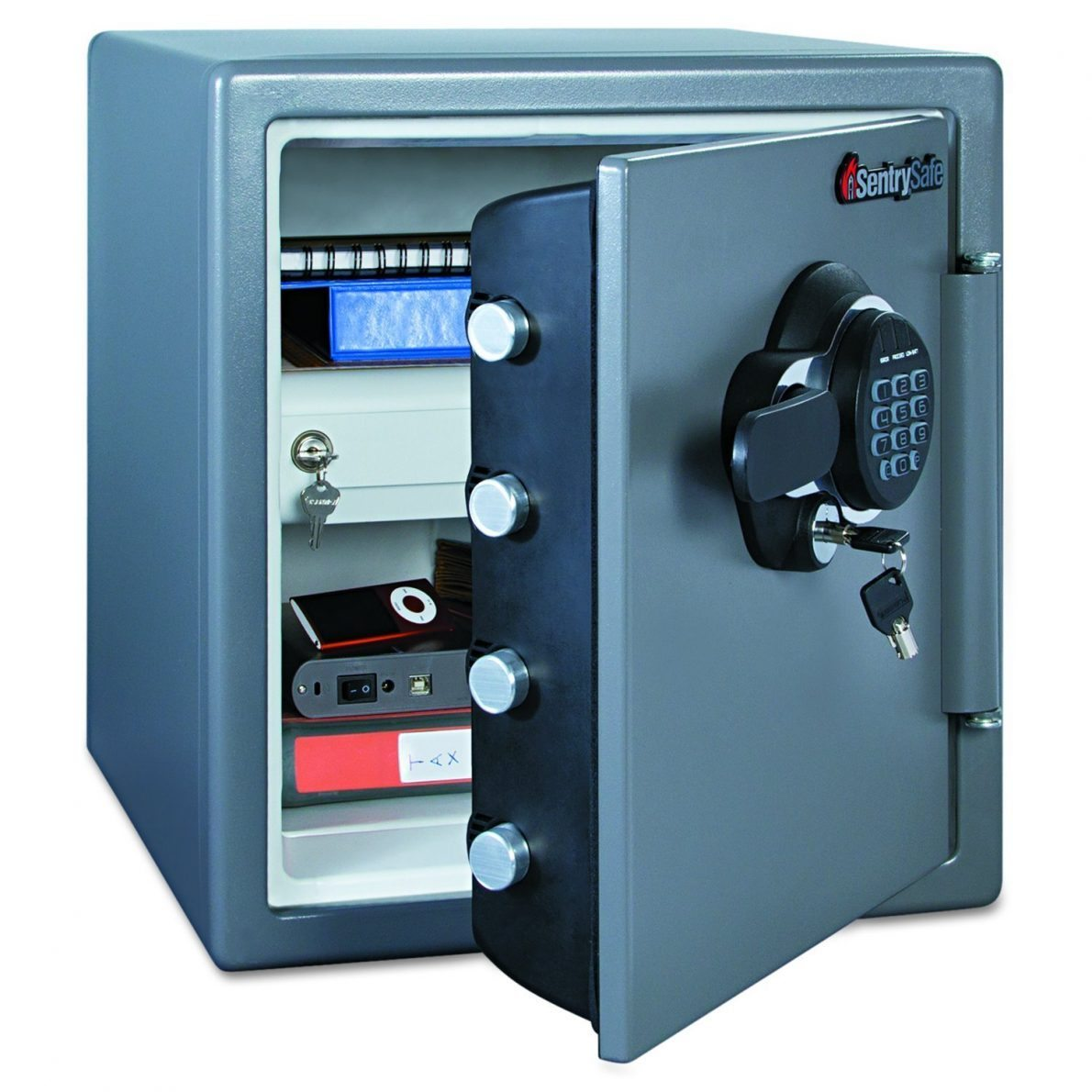 Sentry Safe SFW123GDC Electronic Fire Safe Review
