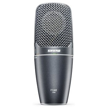 Shure PG42-USB Vocal Microphone Review