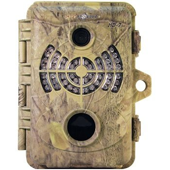 SpyPoint HD-7 Infrared Digital Trail Game Camera Review