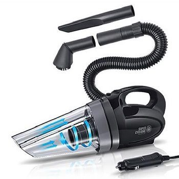 Auto and CACAO DC12v Super Cyclone Car Vacuum Cleaner Review