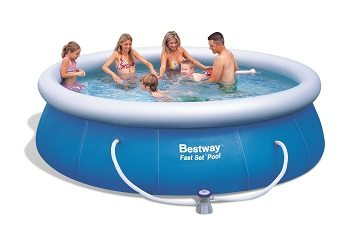 Bestway 57165 US Fast Set Round Pool Set Review