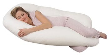 Leachco Back 'N Belly Contoured Body Pillow Review