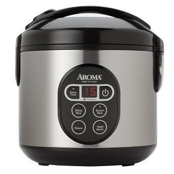 Aroma Housewares ARC-914SBD Digital Cool-Touch Rice Cooker and Food Steamer Review