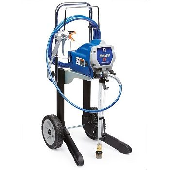 Graco Magnum 262805 X7 HiBoy Cart Airless Paint Sprayer Review