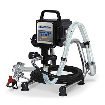 HomeRight C800879 Power-Flo Pro 2800 Airless Paint Sprayers Review