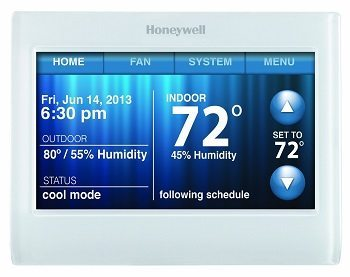 Honeywell TH9320WF5003 Wi-Fi 9000 Color Touch Screen Programmable Thermostat Review