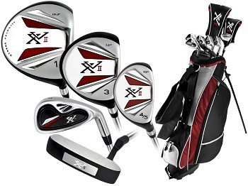 Knight Men's XVII Complete Golf Set Review