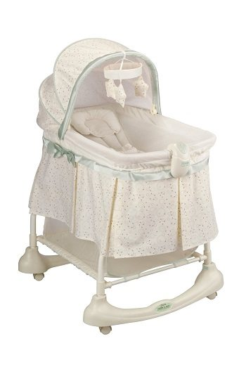 Kolcraft Cuddle 'N Care 2-in-1 Bassinet and Incline Sleeper Review