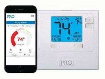 PRO1 IAQ T701i WIFI Thermostat Review
