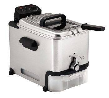 T-fal FR8000 3.5-Liter Fry Basket Stainless Steel Immersion Deep Fryer Review