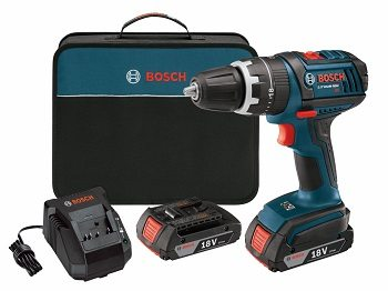 Bosch DDS181-02 18-Volt Lithium-Ion 1 half-Inch Compact Tough Drill Driver Kit Review